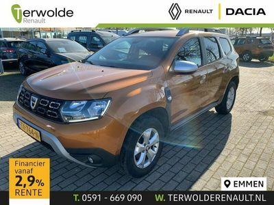 tweedehands Dacia Duster 1.2 TCe Comfort | Airco | Cruise Control | Metallic Lak | Licht Metalen Velgen | Elektrische Ramen | Elektrische Spiegels | LED Dag rij verlichting |