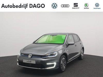 tweedehands VW e-Golf e-Golf136pk Navigatie 4% bijtelling € 2000- overheidssubsidie