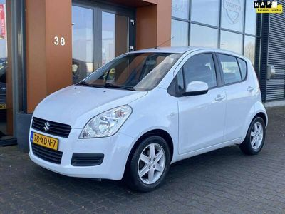 tweedehands Suzuki Splash 1.0 VVT Comfort, Airco+PDC, NAP Nationale Autopas