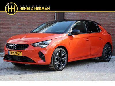 tweedehands Opel Corsa -e e-Launch Edition (8% BIJT.!!/Camera/LEER/LED/17