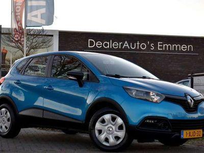tweedehands Renault Captur TCe AIRCO CV+AB EL.RAMEN CD + CRUISE CONTROLE