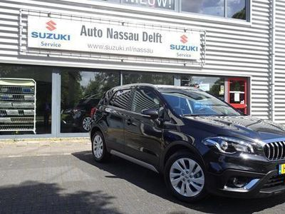tweedehands Suzuki SX4 S-Cross 1.4 Boosterjet Select AUTOMAAT NAVI