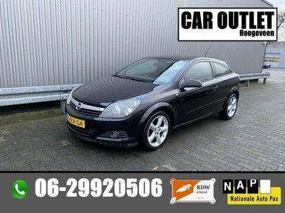 tweedehands Opel Astra GTC 2.0 Turbo Sport Xenon Navi Clima --Inruil Mogelijk--