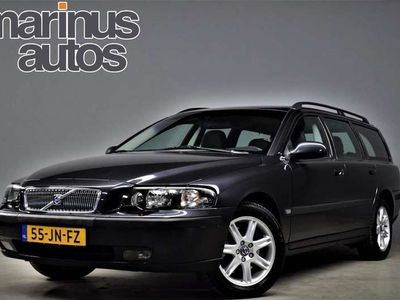 tweedehands Volvo V70 2.4 T 200pk AWD Geartronic Youngtimer Navigatie/Lm
