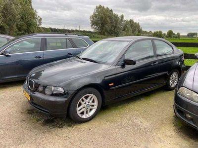 tweedehands BMW 316 Compact 316ti Essence / Motor houd in, meeneemprij