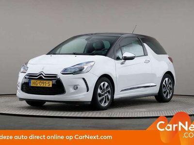 tweedehands DS Automobiles DS3 BlueHDi 100 Business, Leder, Navigatie, Xenon
