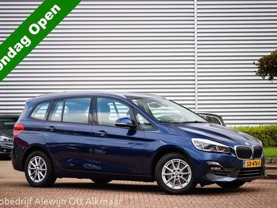 tweedehands BMW 218 2-SERIE Gran Tourer i 7-Persoons Automaat Corporate Lease Executi