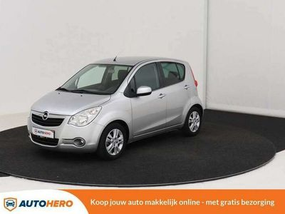 tweedehands Opel Agila 1.0 Edition 65PK DK57780   Dealer Onderhouden   Ai