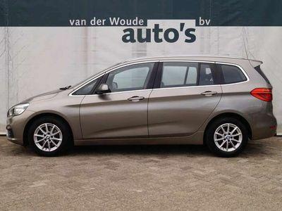tweedehands BMW 218 Gran Tourer 218i Executive -NAVI-ECC-LED-