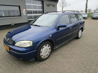 tweedehands Opel Astra -G-CARAVAN 1.6 8V GL