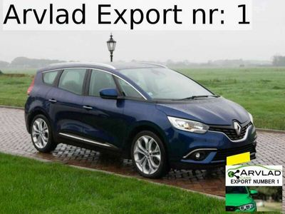 tweedehands Renault Grand Scénic ***11599 NETTO*AUT*7P** 1.5 dCi 110 EDC AUT * Limi