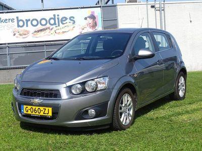tweedehands Chevrolet Aveo 5-deurs 1.6 - Automaat, Airco, CruiseControl, Elec ramen, Parkeersensoren