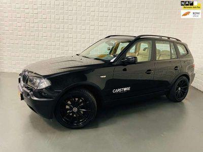 tweedehands BMW X3 3.0i Executive LPG G3/AUTOMAAT/NAVI/PANO/VOL