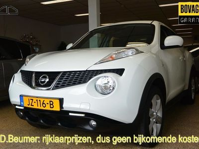 tweedehands Nissan Juke 1.6 CONNECT *RIJKLAARPR.*