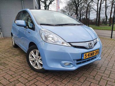 tweedehands Honda Jazz 1.4 Hybrid Comfort|2013|68.940KM|Navi|trekhaak|panorama|NLauto|BOVAG garantie|