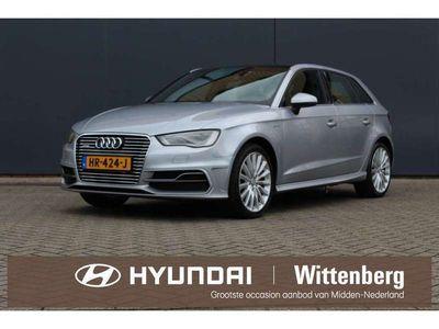 tweedehands Audi A3 Sportback 1.4 e-tron PHEV Ambition Aut. S-line | P