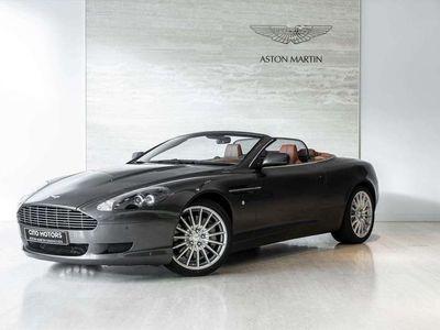 tweedehands Aston Martin DB9 5.9 V12 VOLANTE AUT