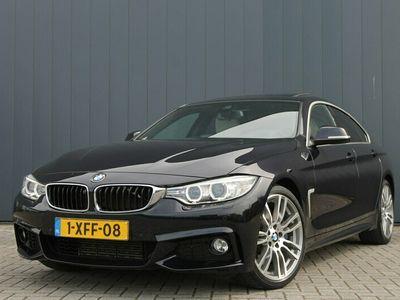 tweedehands BMW 428 4-SERIE Gran Coupé i High Executive AUT. / M-PAKKET / NAVI / LEDER / SCHUIFDAK