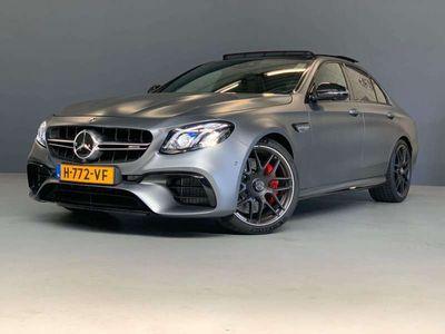 tweedehands Mercedes E63 AMG S 4Matic Premium Plus 612 PK 2019