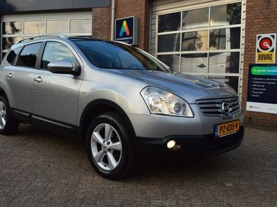 tweedehands Nissan Qashqai +2 2.0 Optima, 7 pers., Clima, Trekhaak