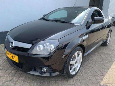 tweedehands Opel Tigra TwinTop 1.4-16V Sport Automaat - Elek. Cabriolet