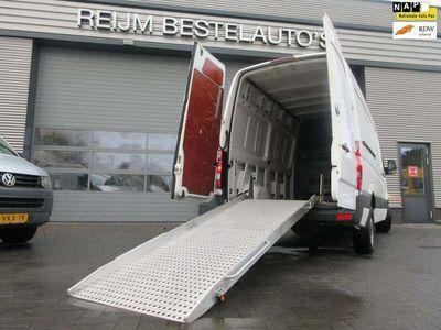 tweedehands VW Crafter 35 2.0tdi 140pk laadklep 3.500kg ahw airco nav