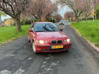tweedehands BMW 316 Compact ti Executive met volledig 1 jaar nieuwe apk!