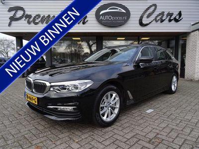 tweedehands BMW 530 5-SERIE Touring i 252PK High Executive,Leer,Head-up,
