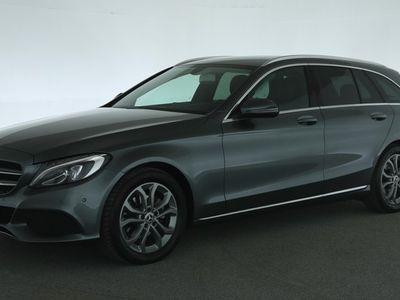 tweedehands Mercedes 180 C-KLASSE ESTATEBusiness Solution AUT.