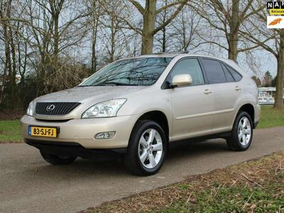 tweedehands Lexus RX300 Executive *Leer *Xenon *Navi *Dakje *Youngtimer