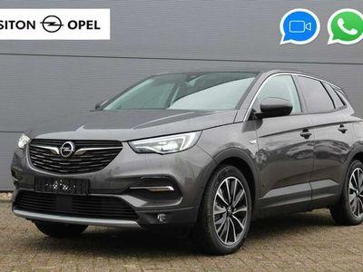 tweedehands Opel Grandland X 1.6 Hybrid 225pk Aut Business Exe | NIEUW | LED KOPLAMPEN | AGR STOEL | 19'' VELGEN