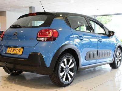 tweedehands Citroën C3 | SHINE | 110 PK | NAVIGATIE | TREKHAAK |
