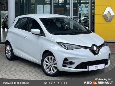 tweedehands Renault Zoe R135 Zen 50 (ex Accu) | Excl. BTW | Stuur- + Stoel