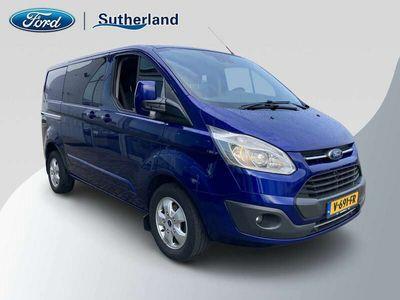 tweedehands Ford Custom Transit290 2.0 TDCI L1H1 Limited DC / Stoelverwarming / C