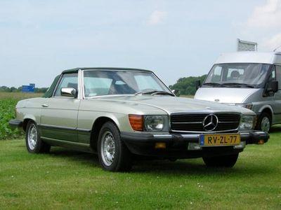 tweedehands Mercedes SL380 sl