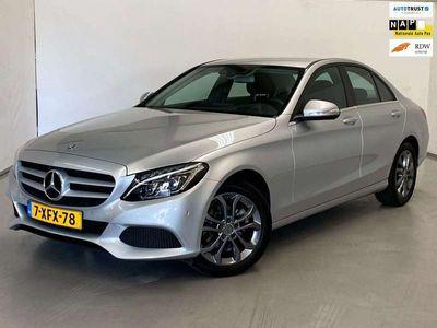 tweedehands Mercedes C180 / Navi / LED / Head-up / NL Auto / 75.033km NAP