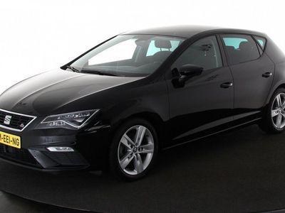 tweedehands Seat Leon 1.4 EcoTSI FR | Navigatie | LED | Zondag Open!