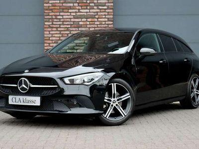 tweedehands Mercedes CLA200 AMG Aut, Widescreen, Navigatie, Smartphone-integra