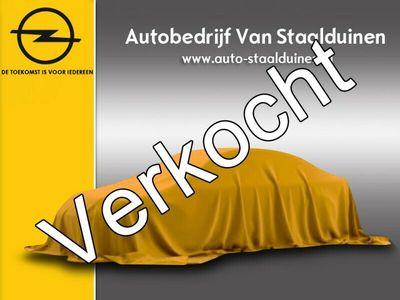 tweedehands Opel Mokka X 1.4 Turbo Innovation Navigatie| Leer| 19 inch velgen| Automaat| Trekhaak| Side Steps| Schuif/kantel dak| Full LED