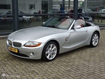 tweedehands BMW Z4 Roadster 3.0i, xenon, cruise, lederen interieur,