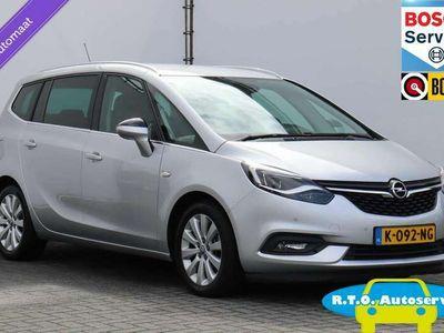 tweedehands Opel Zafira 1.6 Turbo Online Edition 7p. APP NAVI 49000 KM !
