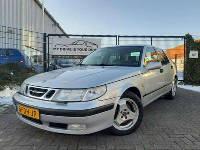 tweedehands Saab 9-5 3.0t SE Griffin | Volleder | AUTOMAAT