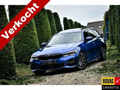 tweedehands BMW 330 3-SERIE Touring i 260 Pk | M-Pakket | Pano | Black Pakket | Adaptieve Cruise | Btw