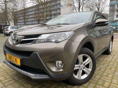 tweedehands Toyota RAV4 2.0 Executive 4WD Navi/Camera/Leer/Trekhaak