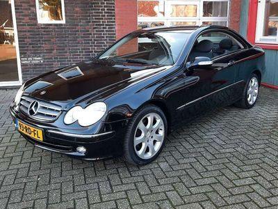 tweedehands Mercedes CLK270 270 CDI Elegance