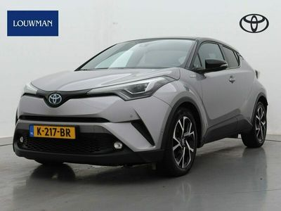 tweedehands Toyota C-HR 1.8 Hybrid Bi-Tone | Premium Pack | Leder | Full option