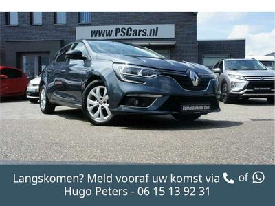 tweedehands Renault Mégane  1.3 TCe Limited Bluetooth/Cruise/Navi/PDC