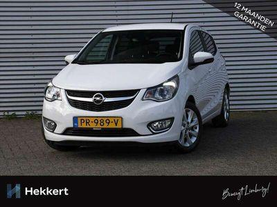 tweedehands Opel Karl Innovation 1.0 Ecoflex 75pk CRUISE   CLIMA   DAB