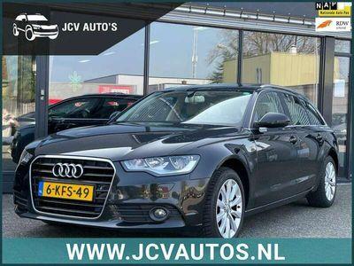 tweedehands Audi A6 Avant 2.0 TDI Business Edition NAP/LEER/PANO/NAVI/
