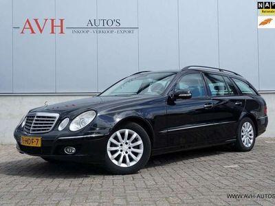 tweedehands Mercedes E200 Estate K. Avantgarde